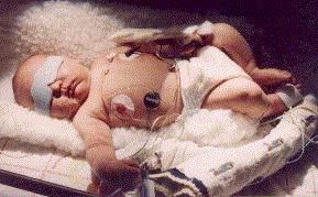 [picture of newborn Bryan]